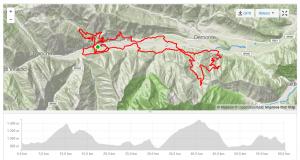 Pianta e Profilo PBM2016_Marathon