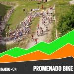 PROMENADO-BIKE MARATHON 2016 DEFINITO Il TRACCIATO DI GARA